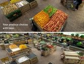 whole foods produce without bees