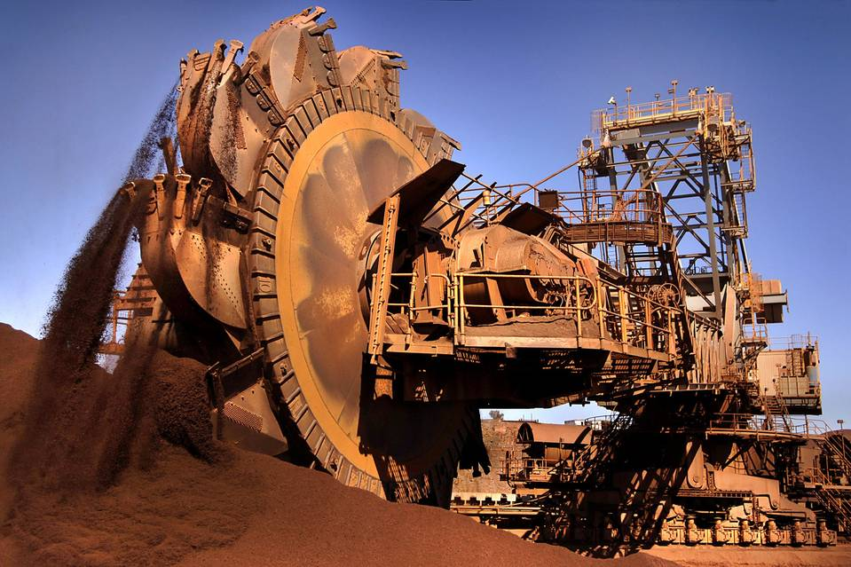 What's Behind Rio Tinto's 3% Share Price Fall?