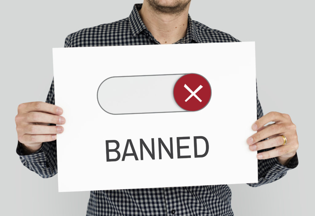 crypto advertising ban on facebook and google