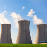 power plant and nuclear energy